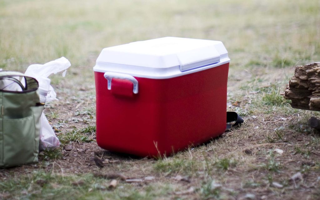 How To Pack a Cooler with Dry Ice