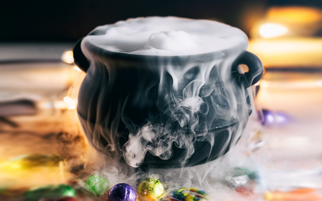 Create Long-Lasting Fog Effects with Dry Ice