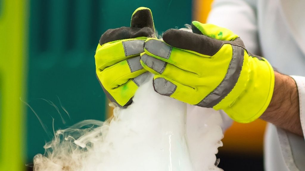 Dry Ice Safety Tips