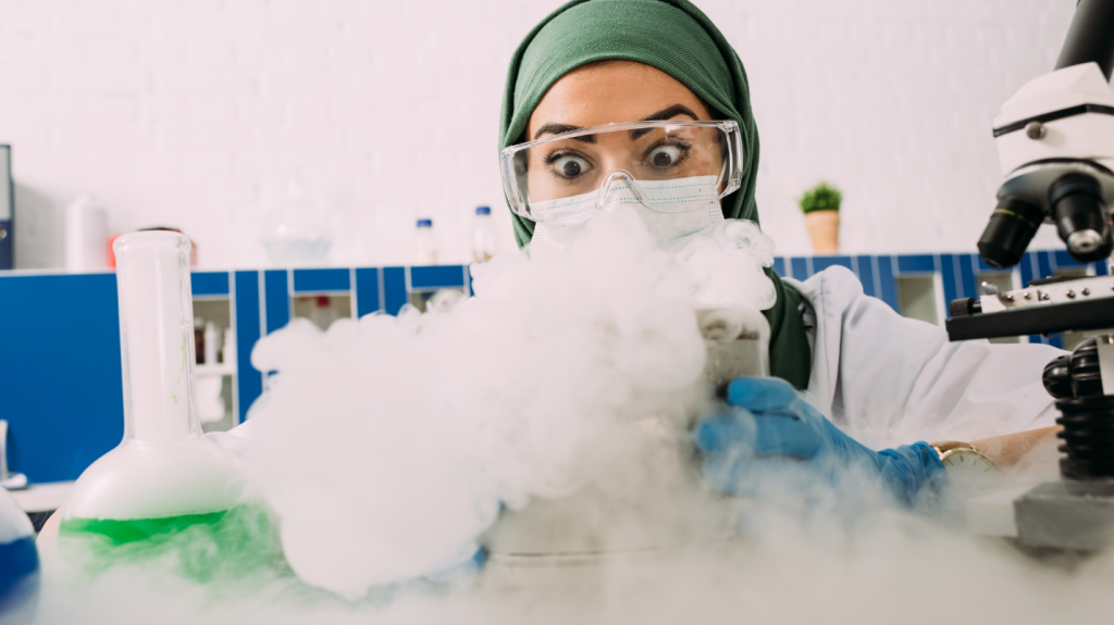 Dry Ice Myth-Busters