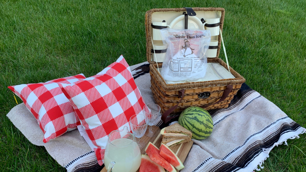How to Pack a Picnic Basket with Dry Ice
